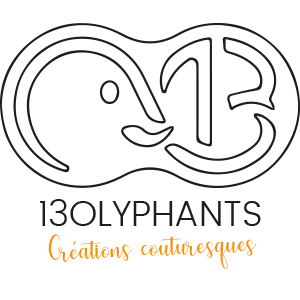 13OLYPHANTS | Créations couturesques