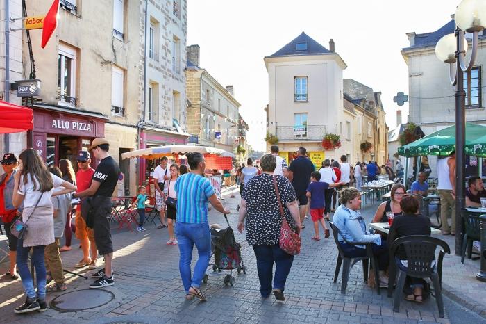 Marché Nocturne Doué en Anjou