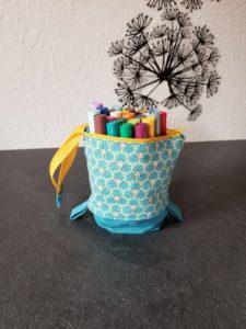 trousse pot à crayons